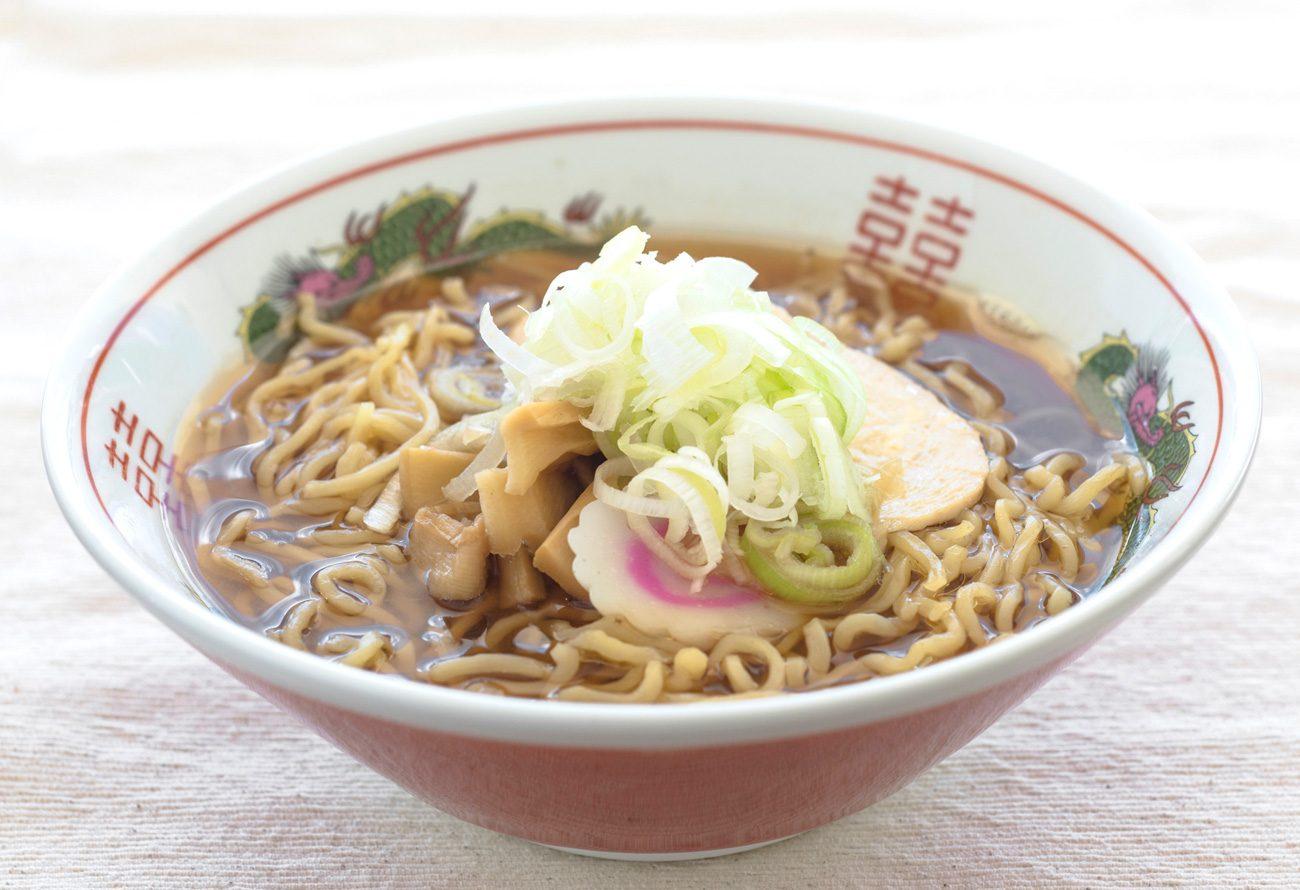 定番の味 らー麺